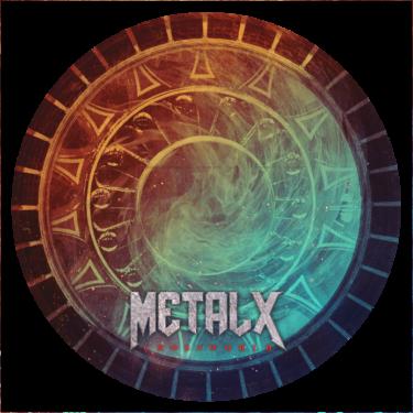 MetalX-CD-Disk-Logo